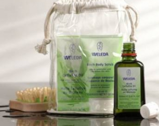 Pachet promotional Weleda Birch Cellulite Oil Pack