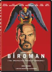 Birdman DVD 2014 Filme DVD