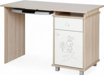 Birou camera copii bebelusi KLUPS Safari Little Bunny Cappuccino Mobila si Depozitare jucarii