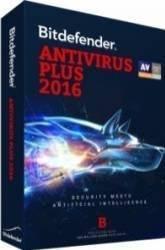 Bitdefender Antivirus Plus 2016 1PC 1An Licenta Noua Electronica