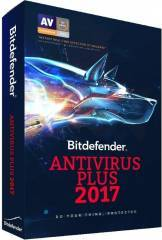 Bitdefender Antivirus Plus 2017 3PC 1An Licenta Noua Electronica Antivirus