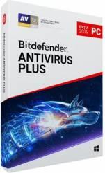 pret preturi Bitdefender Antivirus Plus 2019 un an 5 dispozitive retail DVD