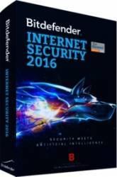 Bitdefender Internet Security 2016 3 PC 1 An BOX