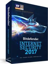 Bitdefender Internet Security 2017 10PC 1An Licenta Noua Box Antivirus