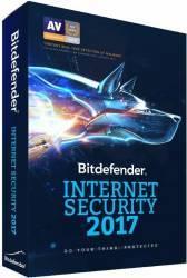 Bitdefender Internet Security 2017 5PC 1An Licenta Noua Electronica Antivirus