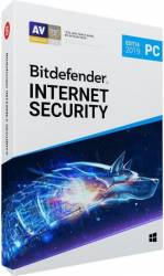 pret preturi Bitdefender Internet Security 2019 un an 5 dispozitive retail DVD