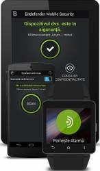 Bitdefender Mobile Security pentru Android 1-Utilizator 1An Electronica