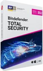 pret preturi Bitdefender Total Security 2019 un an 5 dispozitive retail box