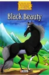 Black Beauty - Povesti clasice de colorat