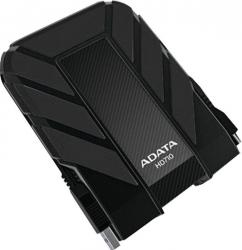 HDD extern ADATA Durable HD710 2TB 2.5 inch USB 3.0 Black Hard Disk-uri Externe