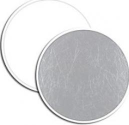 Blenda Fancier 2 in 1 kit 30cm Silver-White