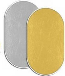 Blenda Fancier 2 in 1 kit 60x90cm GoldSilver
