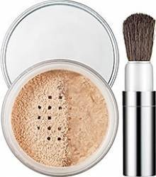 Pudra Clinique Blended Face Powder and Brush 03 Transparency