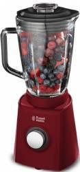 Blender de masa Russell Hobbs Desire 750W 2 viteze Functie Pulse Lame inox Rosu Blendere si Tocatoare
