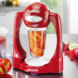 Blender de masa Smoothie Maker 300W Rosu