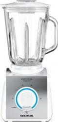 Blender de masa Taurus Optima Legend 800W 5 viteze + Turbo Lame inox Argintiu