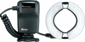 Blitz Macro Nissin MF18 Ring Flash pentru Canon