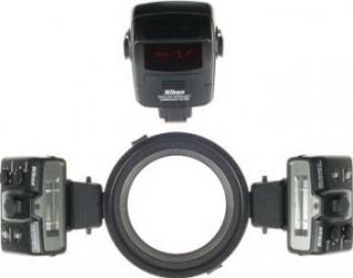 Blitz Nikon R1C1 Macro Kit 2xSB-R200 si SU-800 Blitz-uri si Lumini
