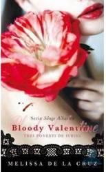 Bloody Valentine Ed. de buzunar - Melissa De La Cruz