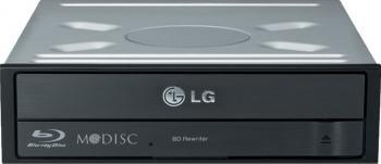 Blu Ray Writer LG BH16NS40 Black Bulk