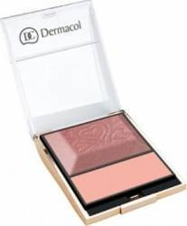 Blush Dermacol Blush and Illuminator 6 Make-up ten