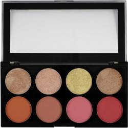 Blush Makeup Revolution London Blush Goddess Palette Make-up ten
