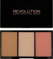 Blush Makeup Revolution London Iconic Pro - Flush