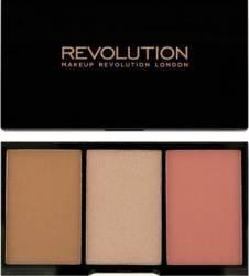 Blush Makeup Revolution London Iconic Pro - Flush