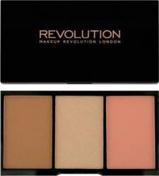 Blush Makeup Revolution London Iconic Pro - Golden Hot