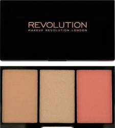Blush Makeup Revolution London Iconic Pro - Rave
