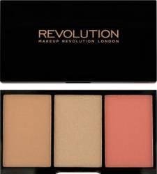 Blush Makeup Revolution London Iconic Pro - Rave
