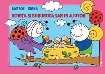Bobita si buburuza sar in ajutor - Bartos Erika