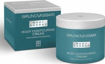 Crema de par Body Energy Contouring Cream by Bruno Vassari Femei