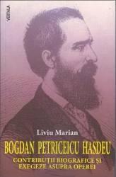 Bogdan Petriceicu Hasdeu - Liviu Marian title=Bogdan Petriceicu Hasdeu - Liviu Marian