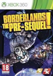 Borderlands The Pre-Sequel Xbox 360