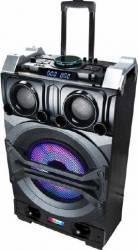 Boxa portabila activa Akai DJ Mixer HT015A-10 Boxe Podea