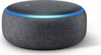 pret preturi Boxa portabila Amazon Echo Dot 3rd Charcoal