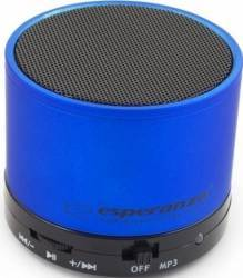 Boxa Portabila Bluetooth Esperanza Ritmo EP115 Blue