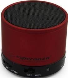 Boxa Portabila Bluetooth Esperanza Ritmo EP115 Red