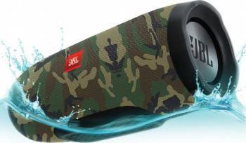 Boxa Portabila Bluetooth JBL Charge 3 Waterproof Squad Boxe Portabile