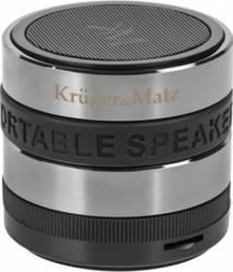 Boxa portabila Bluetooth Kruger Matz KM0047 Black and Silver
