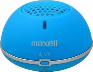 Boxa Portabila Bluetooth Maxell MXSP-BT01 Albastru Boxe Portabile