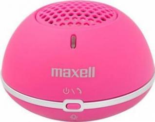 Boxa Portabila Bluetooth Maxell MXSP-BT01 Roz