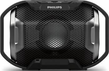 Boxa Portabila Bluetooth Philips ShoqBox SB300B Neagra boxe portabile