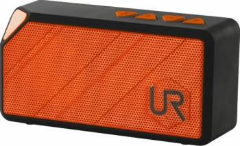 Boxa Portabila Bluetooth Trust Ur Yzo Orange