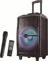 Boxa portabila Blutooth AKAI ABTS-H12L 40W Karaoke USB FM radio Boxe Portabile