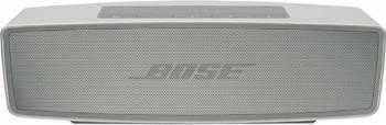Boxa Portabila Bose Soundlink Mini II Wireless Argintiu Boxe Portabile