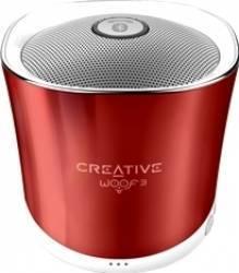 Boxa Portabila Creative Woof 3 Rouge