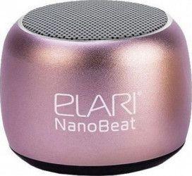 pret preturi Boxa Bluetooth Portabila Elari NanoBeat Roz