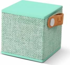 Boxa portabila Fresh n Rebel Rockbox Cube Fabriq Verde Boxe Portabile